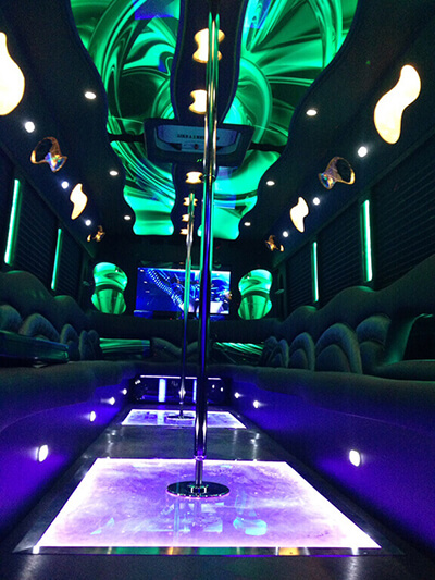 Party Bus For Sale | Premier Party Bus and Limousine Builder