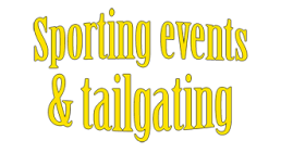 sporting events